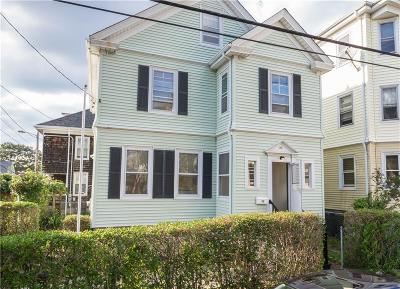 Single Family Home Sold: 98 Warner St