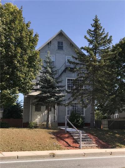 Cumberland Multi Family Home For Sale: 731 - 733 High St