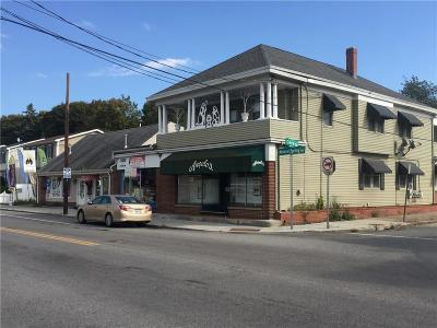 Pawtucket Commercial For Sale: 958 Mineral Spring Av