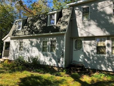 North Smithfield Single Family Home Act Und Contract: 1155 Victory Hwy
