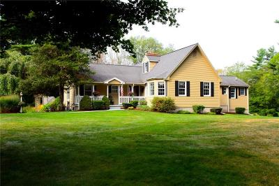 Cumberland Single Family Home For Sale: 130 Burnt Swamp Rd