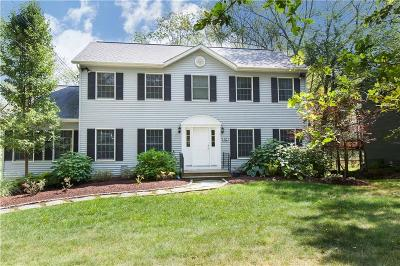 Glocester Single Family Home Act Und Contract: 104 Gold Mine Rd