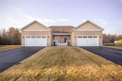 North Kingstown Condo/Townhouse For Sale: 20 Kimberly Ct, Unit#20 #20