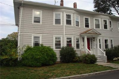 Pawtucket Condo/Townhouse Act Und Contract: 15 Trenton St, Unit#1l #1L