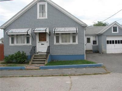 Cumberland Single Family Home For Sale: 22 School St