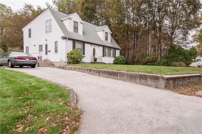 North Providence Single Family Home For Sale: 53 Brown Av