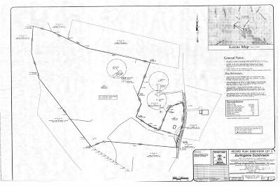 Smithfield Residential Lots & Land For Sale: 0 Burlingame Rd