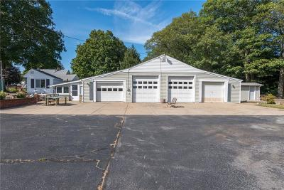 Cumberland Single Family Home For Sale: 107 - 109 Curran Rd