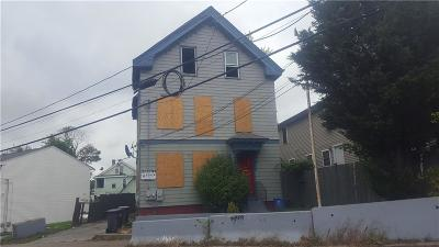 Multi Family Home Sold: 754 Valley St