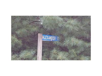 Residential Lots & Land Sold: 6 Alexander Ct