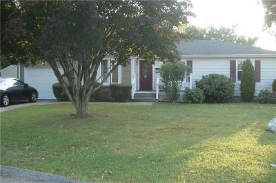 Johnston Single Family Home For Sale: 17 Belaire Dr