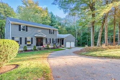 North Smithfield Single Family Home For Sale: 778 Pound Hill Rd