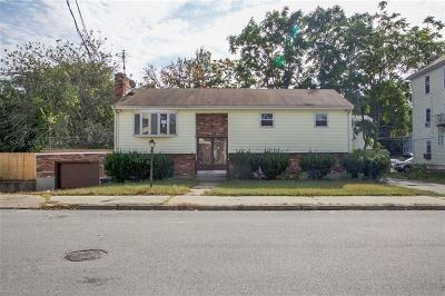 Central Falls Single Family Home Act Und Contract: 40 School St