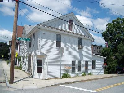 Burrillville Multi Family Home For Sale: 362 Chapel St