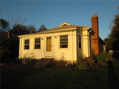 Cumberland Single Family Home For Sale: 2175 Mendon Rd