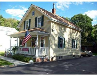 Scituate Single Family Home For Sale: 90 Danielson Pike