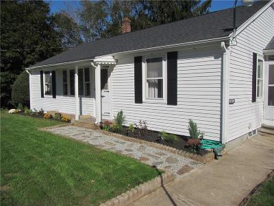 Lincoln Single Family Home Act Und Contract: 471 Old River Rd