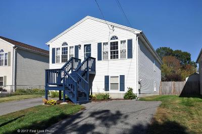 Cumberland Single Family Home For Sale: 14 Plant St