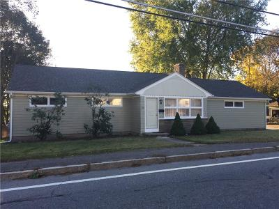 Cumberland Single Family Home For Sale: 500 High St