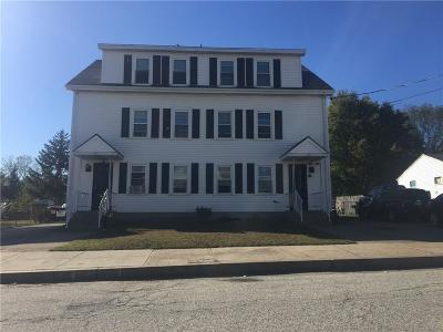 Woonsocket Multi Family Home For Sale: 64 Roland St