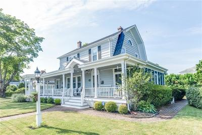 North Kingstown Single Family Home For Sale: 4 Matteson St