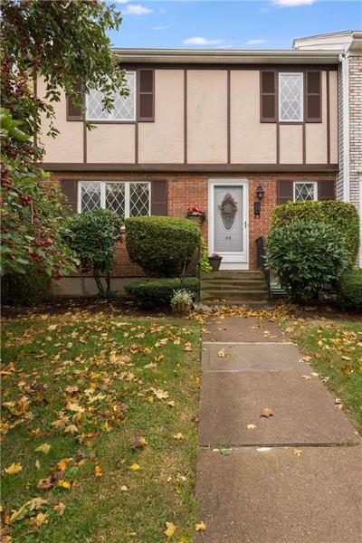 Cumberland Condo/Townhouse Act Und Contract: 2970 Mendon Rd, Unit#44 #44