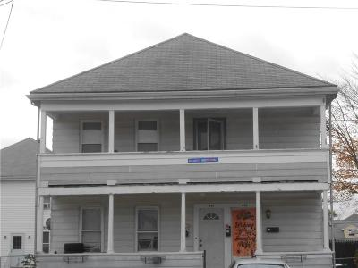 Woonsocket Multi Family Home Act Und Contract: 445 - 447 Providence St