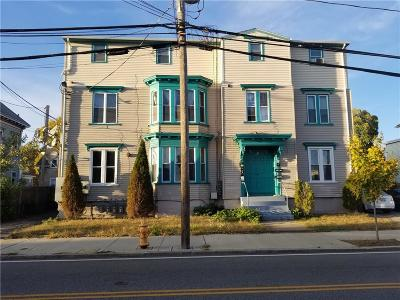 Pawtucket Commercial For Sale: 107 Mineral Spring Av