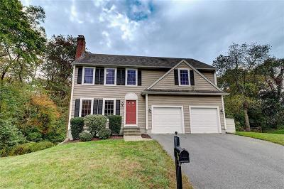 Cumberland Single Family Home Act Und Contract: 21 Hines Rd