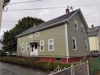 Johnston Multi Family Home For Sale: 81 - 83 Maple Av