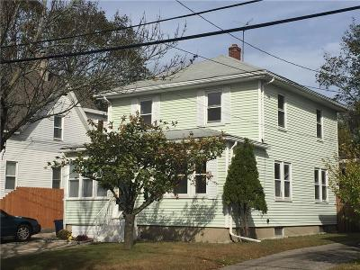 Cranston Single Family Home For Sale: 15 Edgewood Av
