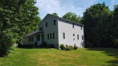 Scituate Single Family Home For Sale: 18 Brett Dr