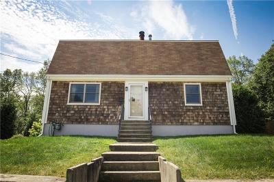 Woonsocket Single Family Home For Sale: 48 Marian Lane