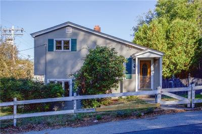 Woonsocket Single Family Home Act Und Contract: 74 Darwin St