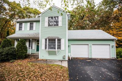 Cranston Single Family Home For Sale: 21 Beaver Creek Ct