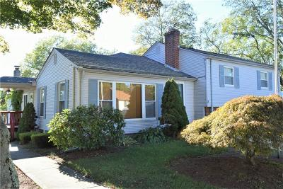 North Providence Single Family Home For Sale: 2 Grove Av