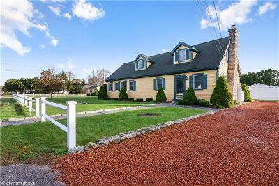 Westerly Single Family Home For Sale: 31 Montauk Av
