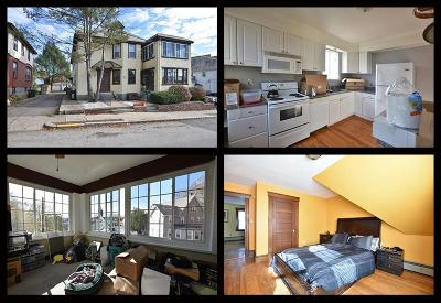 Woonsocket Condo/Townhouse For Sale: 41 Homestead Rd