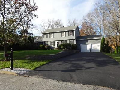 Cranston Single Family Home For Sale: 69 Fox Run