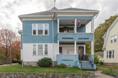 Woonsocket Multi Family Home For Sale: 47 Shove St