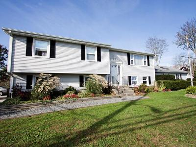 Middletown Single Family Home For Sale: 1580 West Main Rd