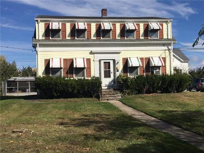 Cumberland Multi Family Home For Sale: 177 High St