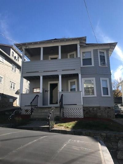 Woonsocket Multi Family Home For Sale: 60 Fairlawn St