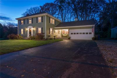 Cumberland Single Family Home For Sale: 28 Rolling Acres Dr