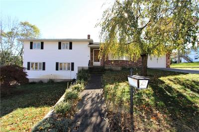 Cumberland Single Family Home For Sale: 68 Rabbitt Hill Rd