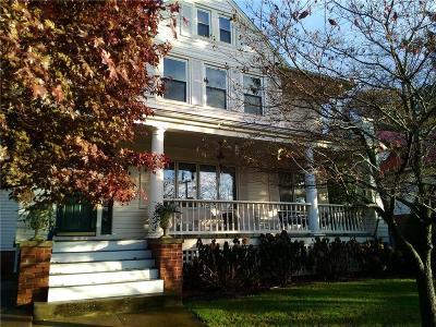 Woonsocket Multi Family Home For Sale: 668 Park Av