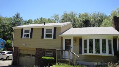 Warwick Single Family Home For Sale: 860 Centerville Rd