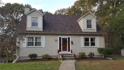 Cranston Single Family Home For Sale: 65 Traymore St