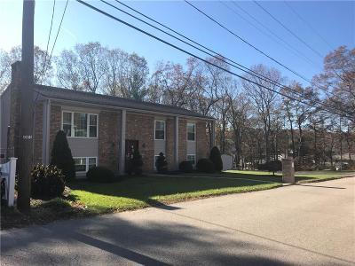 Johnston Single Family Home For Sale: 32 Allendale Av