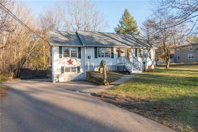Woonsocket Single Family Home For Sale: 560 Mendon Rd